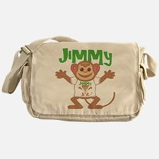 Little Monkey Jimmy Messenger Bag