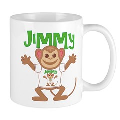 Little Monkey Jimmy Mug