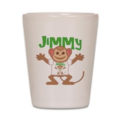 Little Monkey Jimmy Shot Glass