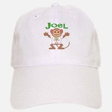 Little Monkey Joel Baseball Baseball Cap