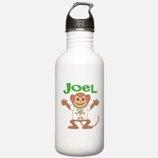 Little Monkey Joel Water Bottle