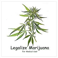 Marijuana! Poster