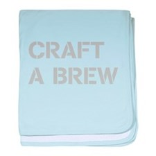 Craft A Brew baby blanket