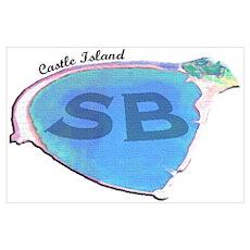 Castle Island SB Poster