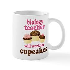 Funny Biology Teacher Mug