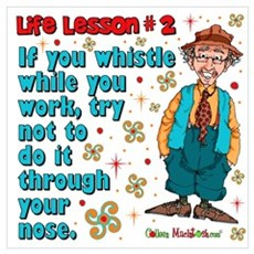 Life Lesson #2 Poster