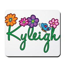 Kyleigh Flowers Mousepad