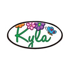 Kyla Flowers Patches