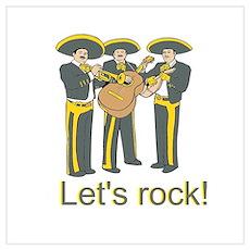Let's Rock! Poster