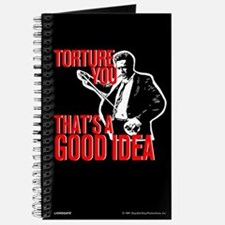 Reservoir Dogs Torture You Journal