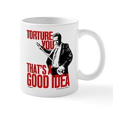 Reservoir Dogs Torture You Small Mug
