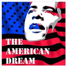 Obama - The American Dream Poster