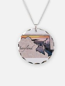 Unique Maryland Necklace