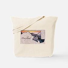 Cute Maryland Tote Bag