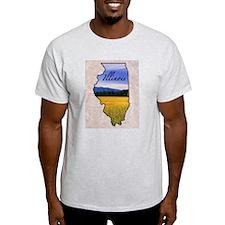 Cute Illinois T-Shirt