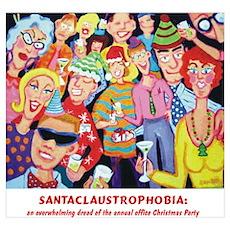 Santaclaustrophobia Poster
