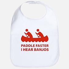 Paddle Faster Bib