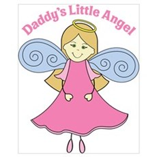 Daddy's Angel Poster