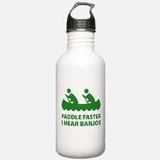 Paddle Faster Sports Water Bottle