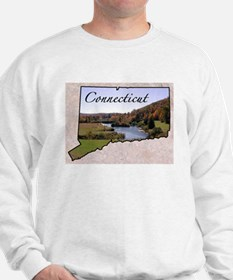 Cute Connecticut Sweatshirt