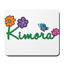 Kimora Flowers Mousepad