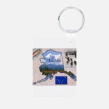 Cute Alaska Keychains
