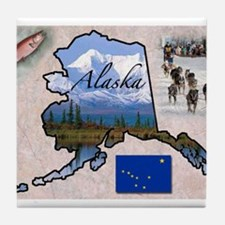 Cool State Tile Coaster