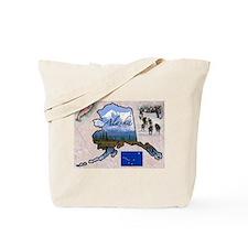 Cute Alaska Tote Bag