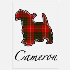 Clan Cameron Scotty Dog