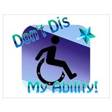 """Disable This!"" Poster"