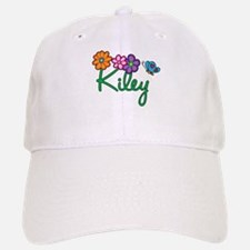 Kiley Flowers Baseball Baseball Cap