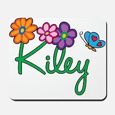 Kiley Flowers Mousepad