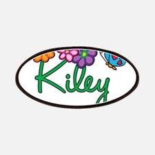 Kiley Flowers Patches