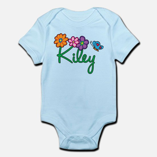 Kiley Flowers Infant Bodysuit