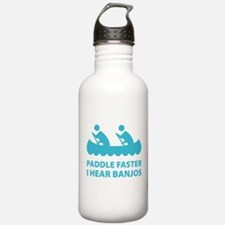 Paddle Faster Water Bottle