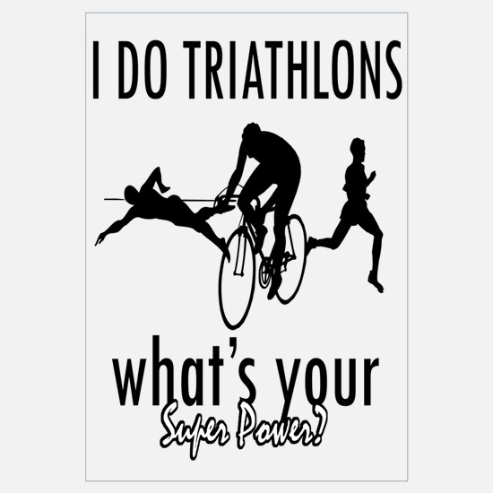 I Triathlons what's your superpower?