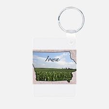 Cute Iowa Keychains