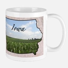 Cute State iowa Mug