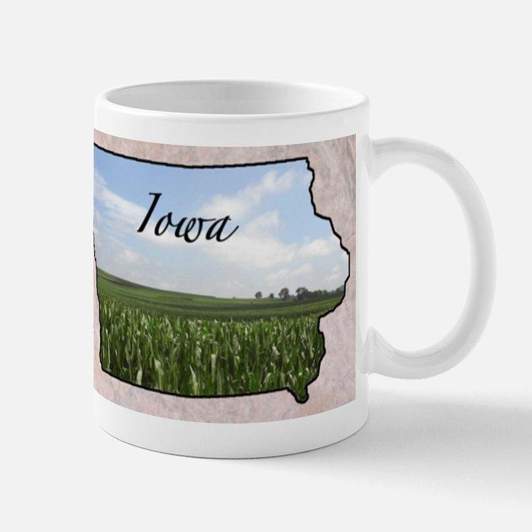 Cute Iowa Mug