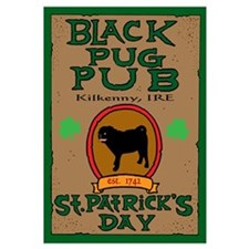 Cute St patrick's day Wall Art