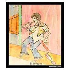 El Borracho Poster