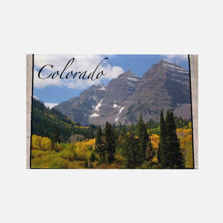Cute Colorado Rectangle Magnet