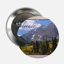 "Cute Colorado state 2.25"" Button (100 pack)"