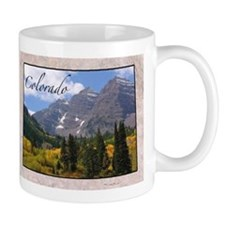ColoradoMap28 Mugs
