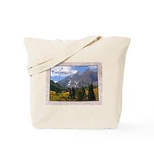 Unique Colorado Tote Bag
