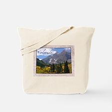 Cute Colorado state Tote Bag
