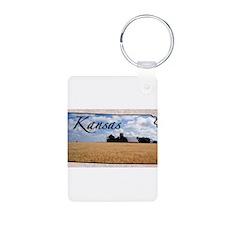 Cute Kansas Keychains