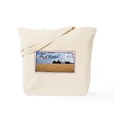 Cute Kansas Tote Bag