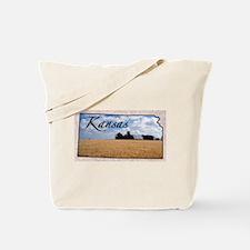 Unique Kansas Tote Bag