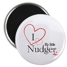 I love my little nudger Magnet